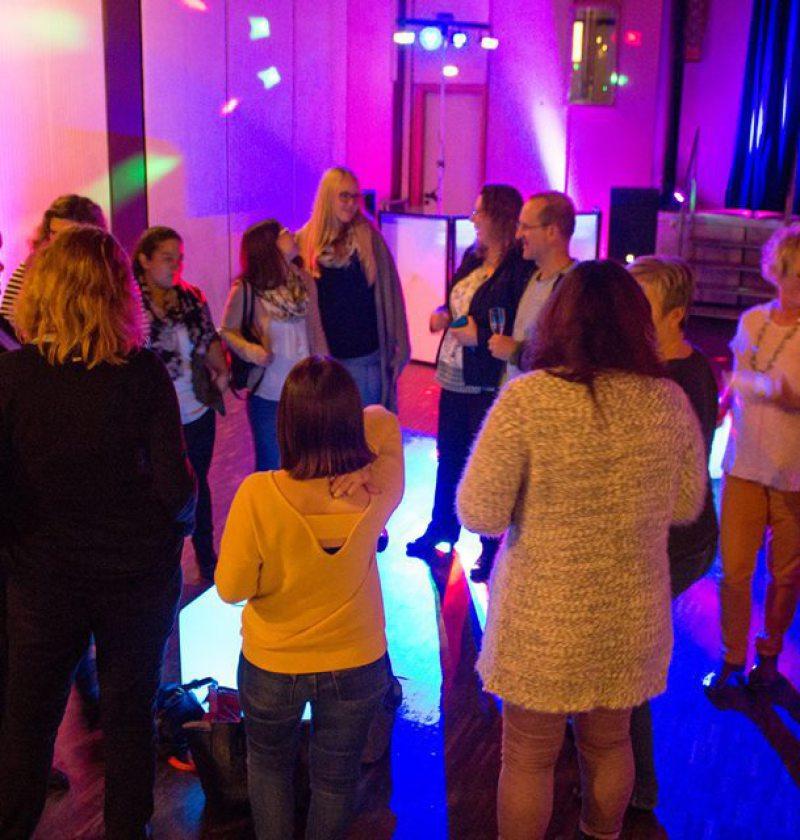 Dj Lars Leier - Festhalle Stadt Gaggenau - Bad Rotenfels - Hochzeit, Geburtstag & Event DJ